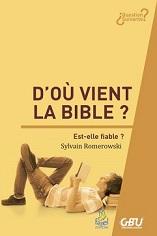 D ou vient la Bible