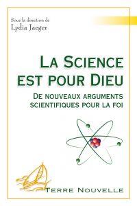 """Couverture du livre """"la science est pour Dieu"""""""
